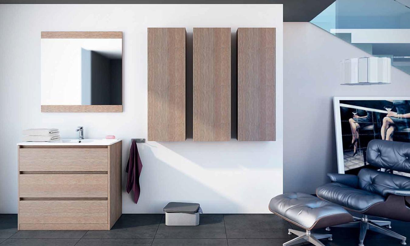 Mueble de Baño STRATO CACAO - Ref. 0033