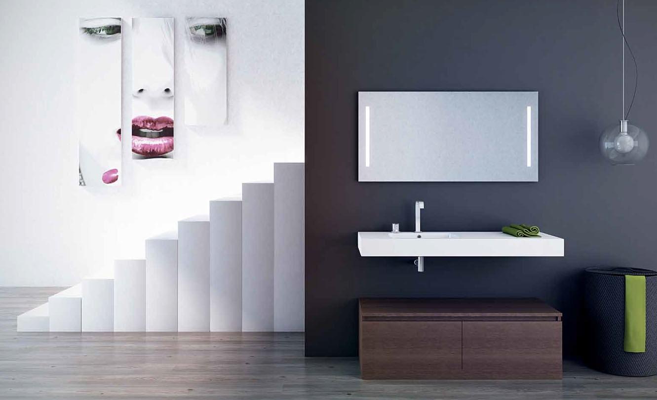 Mueble de Baño STRATO COFEE - Ref. 0042