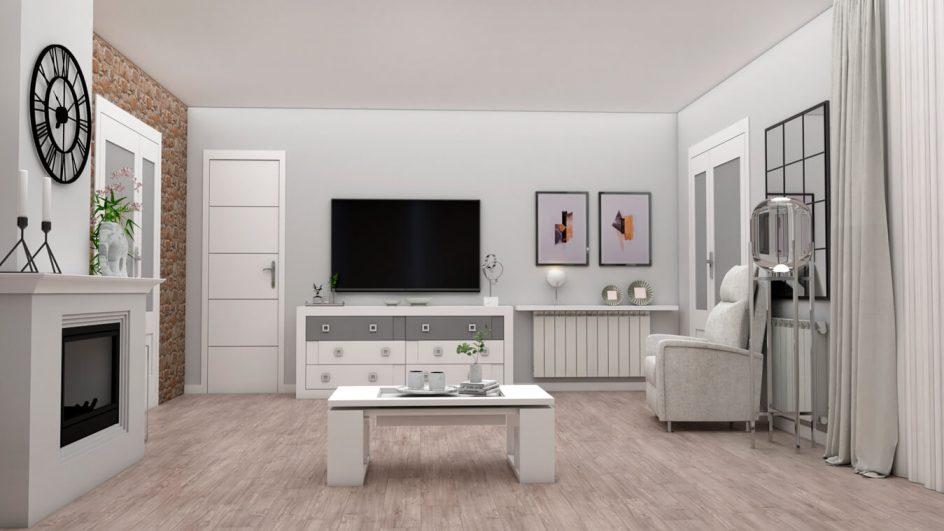 Salón modelo GRANITO REBAJES - Ref: 0099
