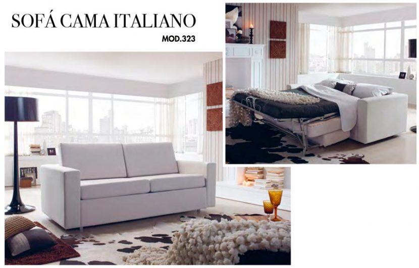 SOFAS TC CAMA ITALIANO MOD.323