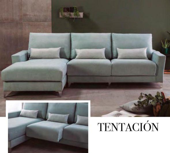 SOFAS TC TENTACION