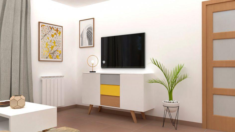 Salón modelo CELTA - Ref: 0500