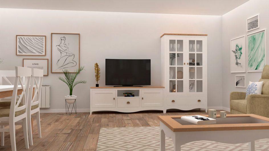 Salón modelo ISABELLA - Ref 0426