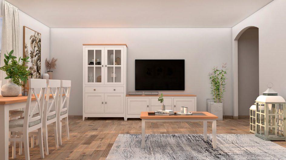 Salón modelo ISABELLA - Ref: 0391