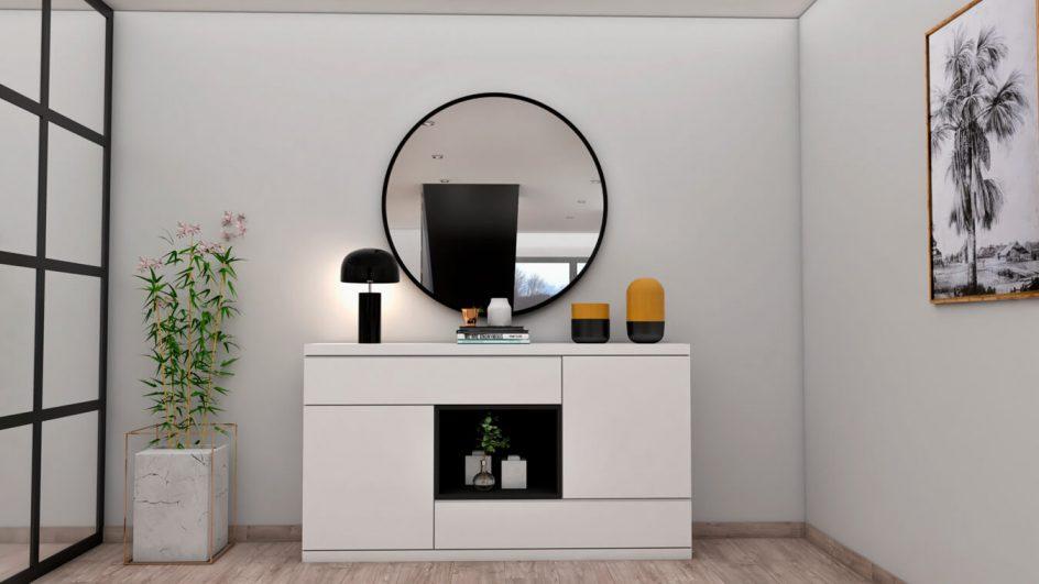 Salón modelo MODERNO - Ref: 0754