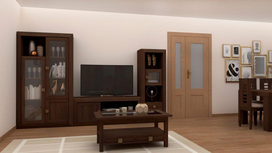 Salón modelo BRUNO - Ref: 0697
