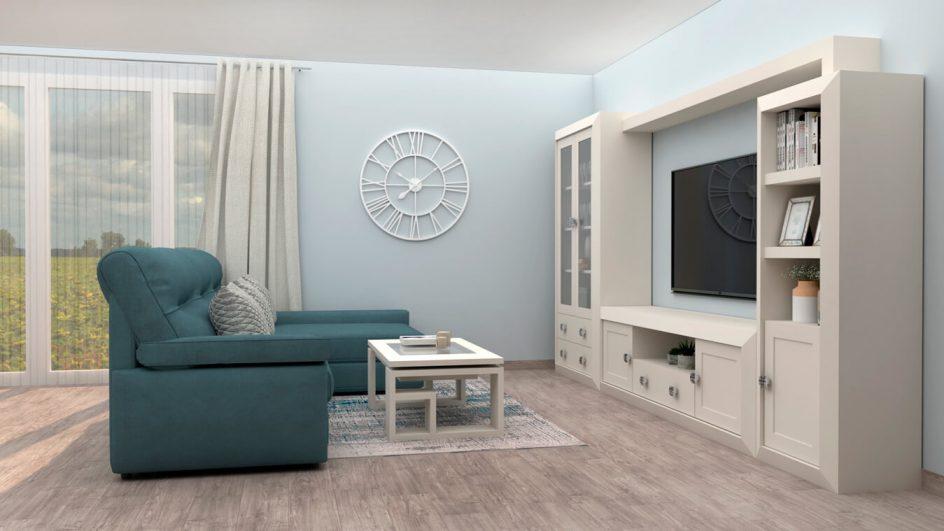 Salón modelo BRUNO - Ref: 0696