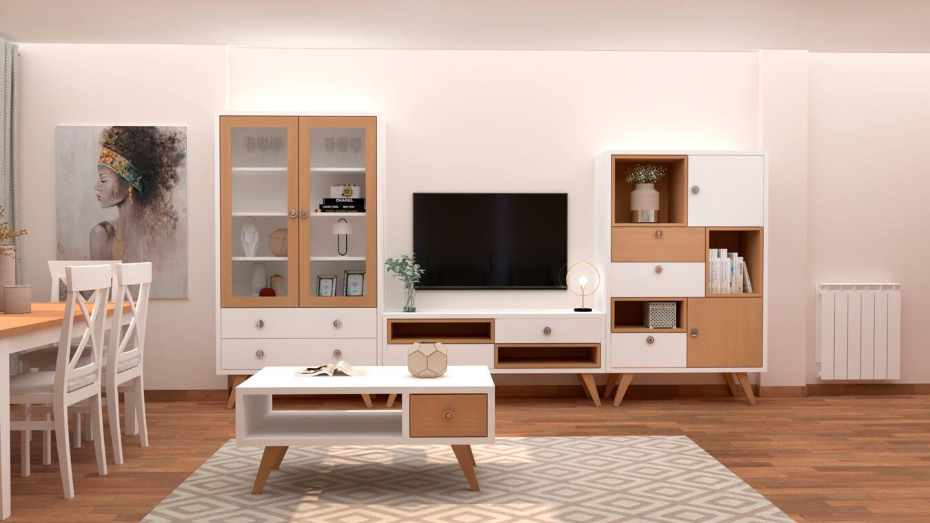 Salón modelo CELTA - Ref: 0493