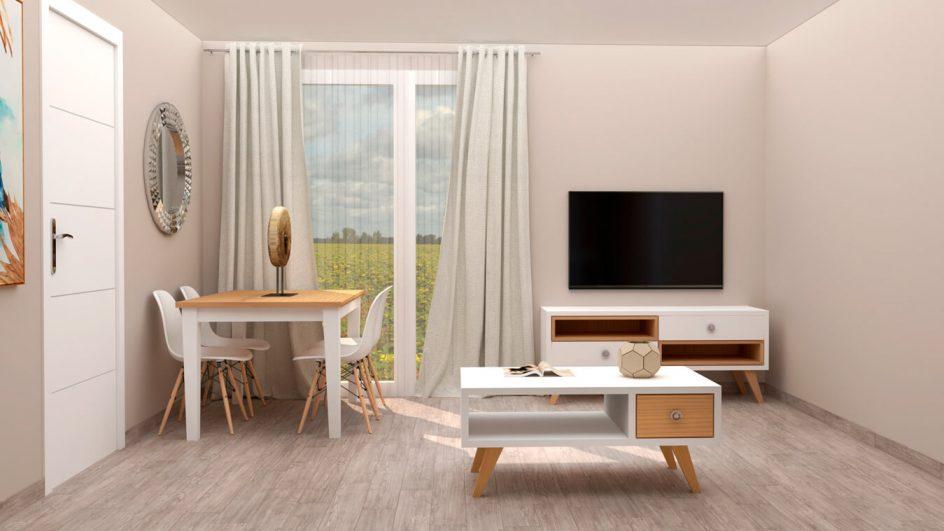 Salón modelo CELTA - Ref: 0495