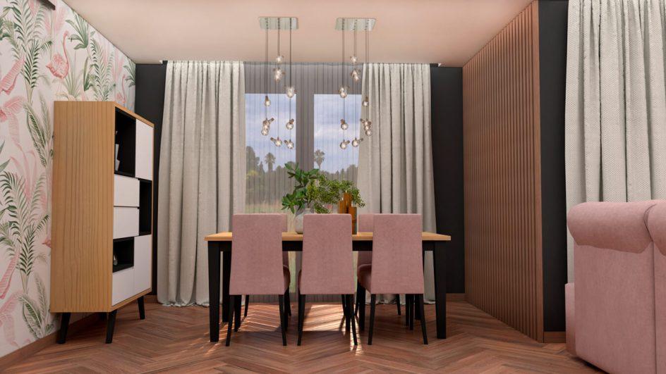 Salón modelo CELTA - Ref: 0492