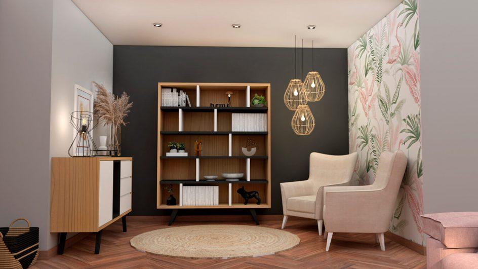 Salón modelo CELTA - Ref: 0491