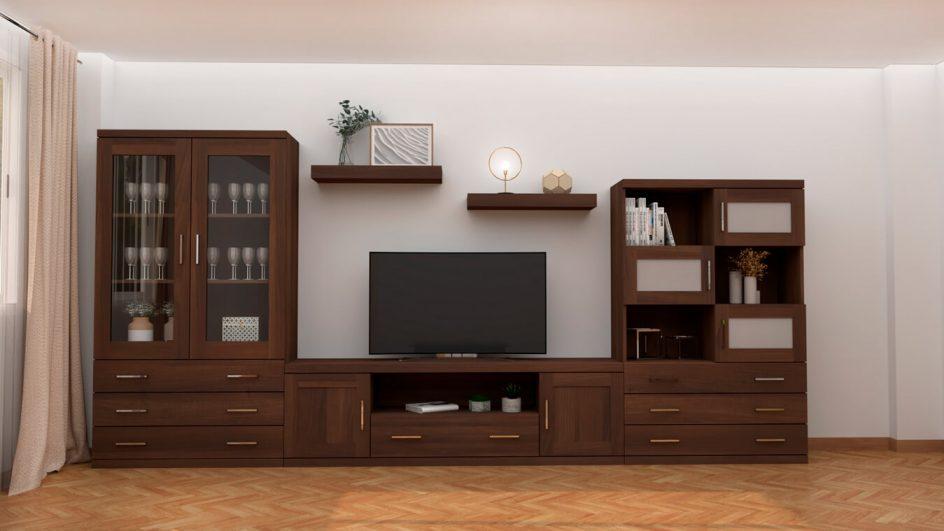 Salón modelo GRANITO SOLAPADO - Ref: 0297