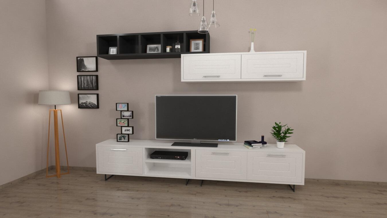 Salón modelo INDUSTRIAL - Ref. 0020