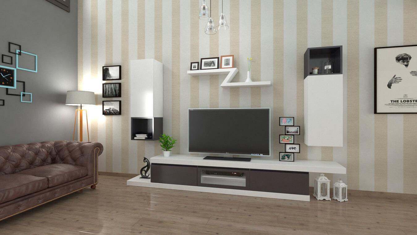 Salón modelo MODERNO - Ref. 0877