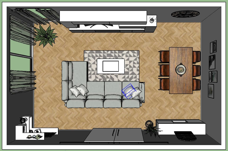 Diseño 3d Muebles Tante 10