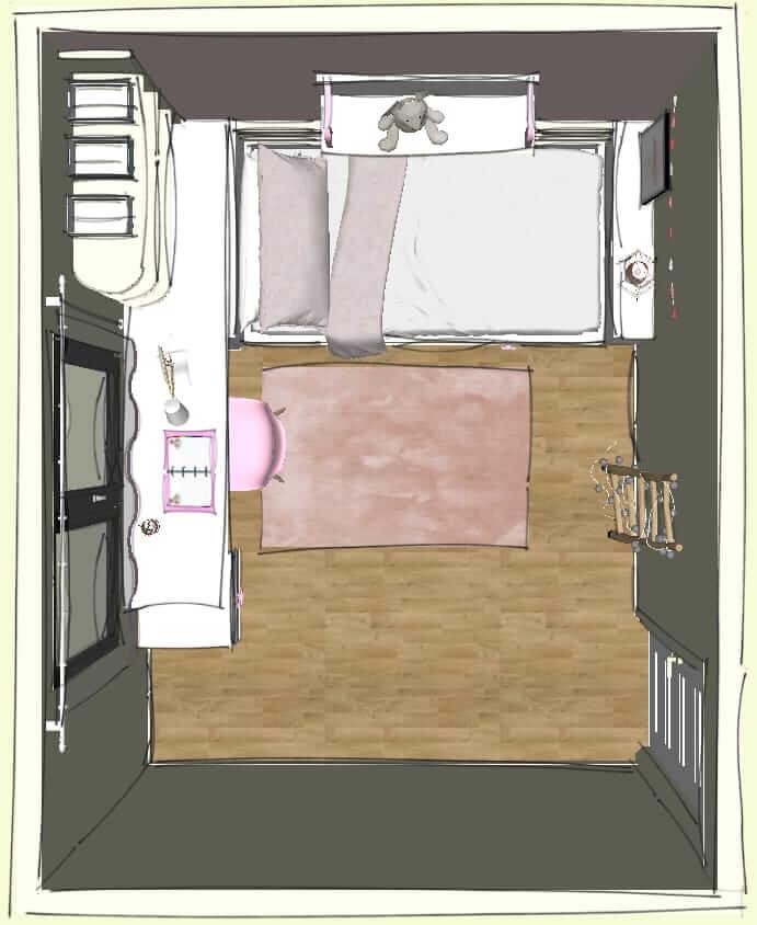 Diseño 3d Muebles Tante 13