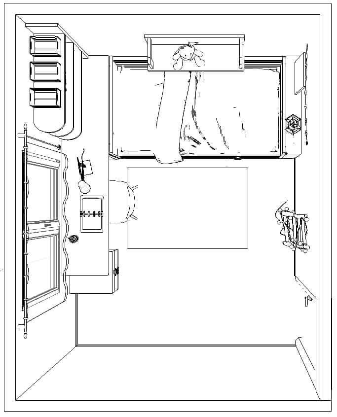 Diseño 3d Muebles Tante 14