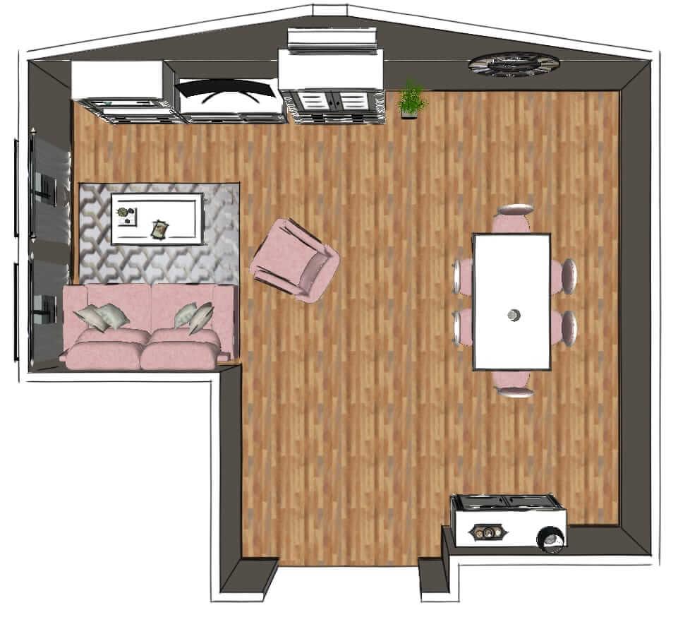 Diseño 3d Muebles Tante 16