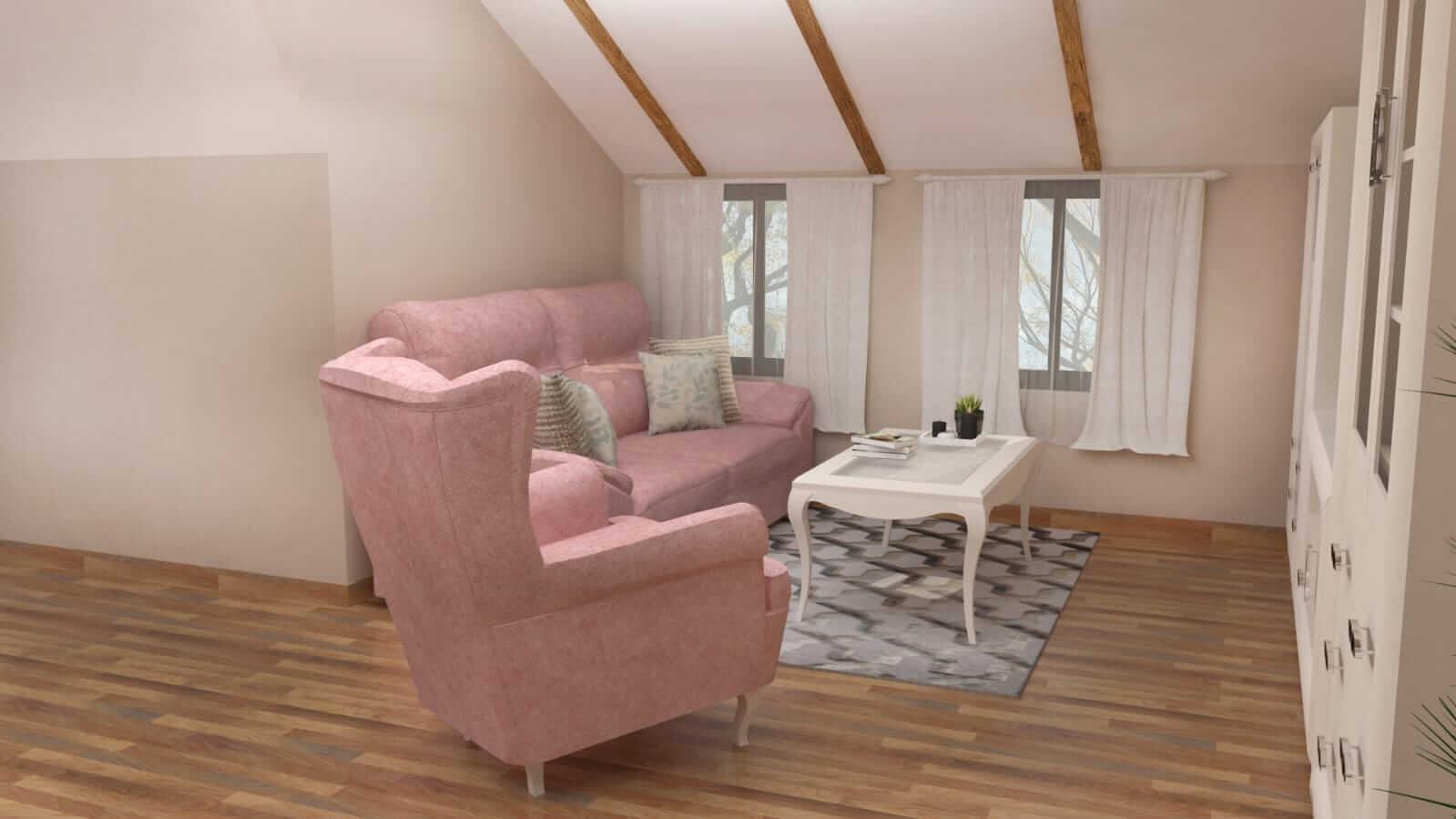 Diseño 3d Muebles Tante 21