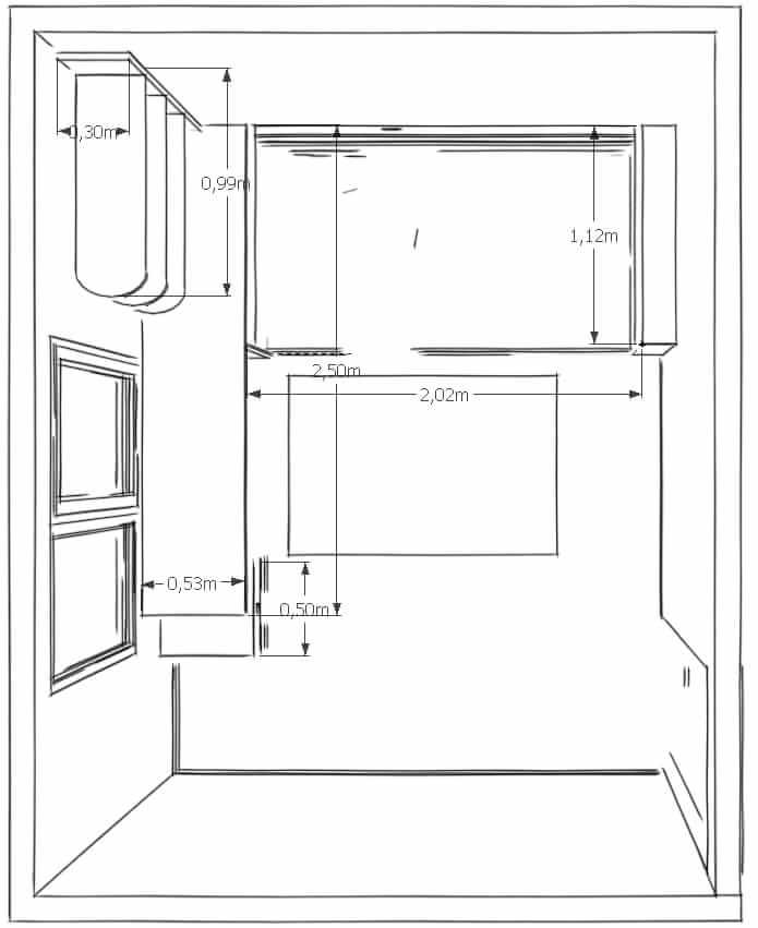 Diseño 3d Muebles Tante 22