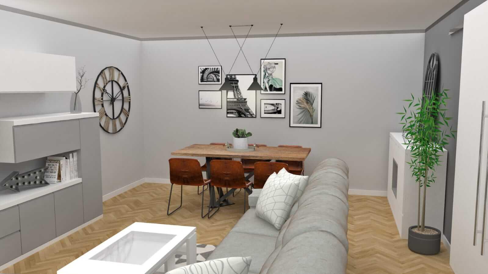 Diseño 3d Muebles Tante 4