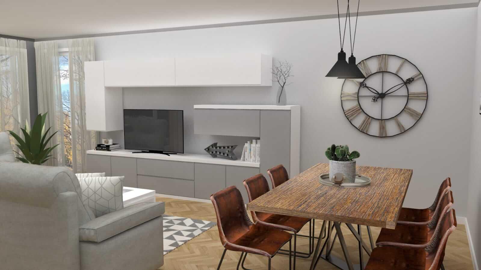 Diseño 3d Muebles Tante 6