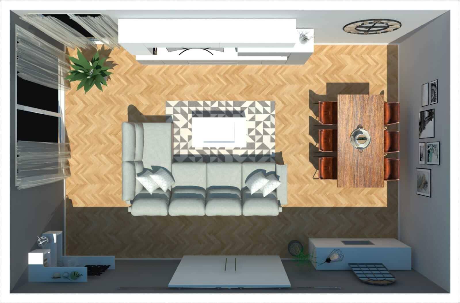 Diseño 3d Muebles Tante 8