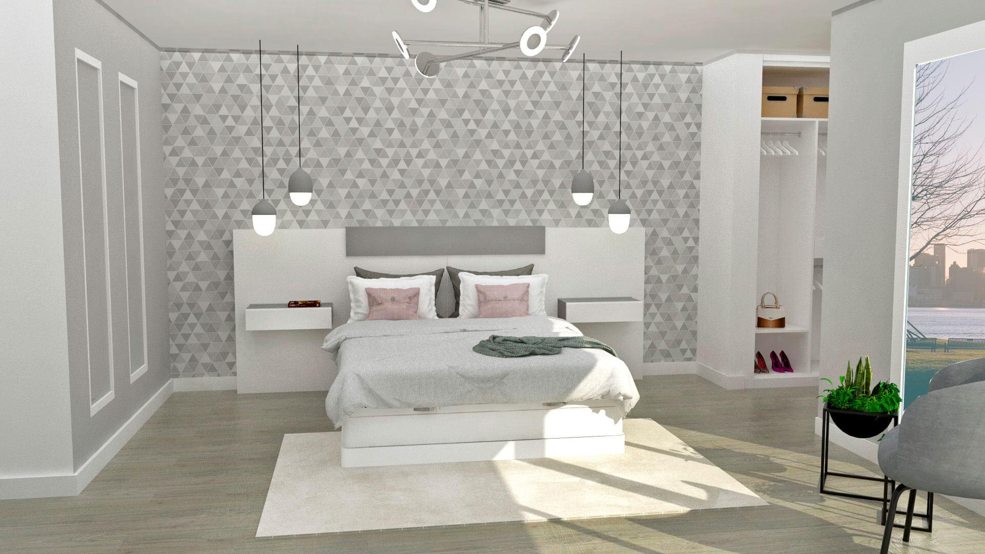 Diseño Dormitorio Muebles Tante 3