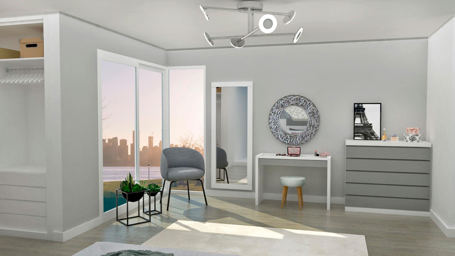 Diseño Dormitorio Muebles Tante 5