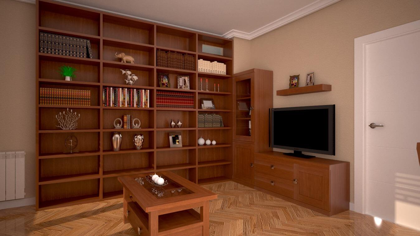 Salón GRANITO LISO - Ref: 0010