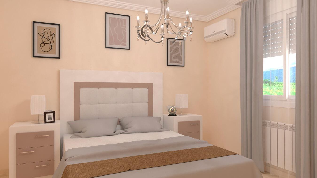 Dormitorio modelo GRANITO NUEVO - Ref: 0010
