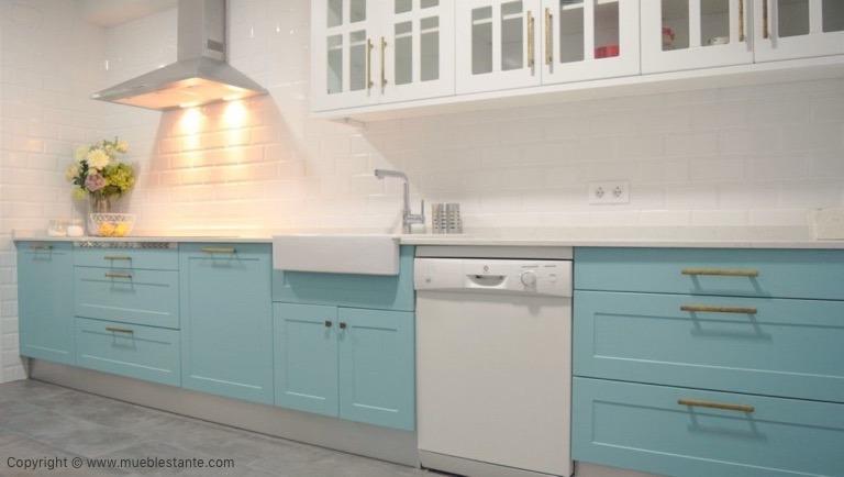 Muebles de Cocina - Ref. 0136