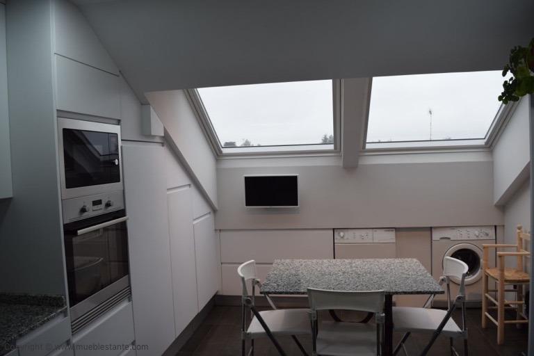 Muebles de Cocina - Ref. 0138