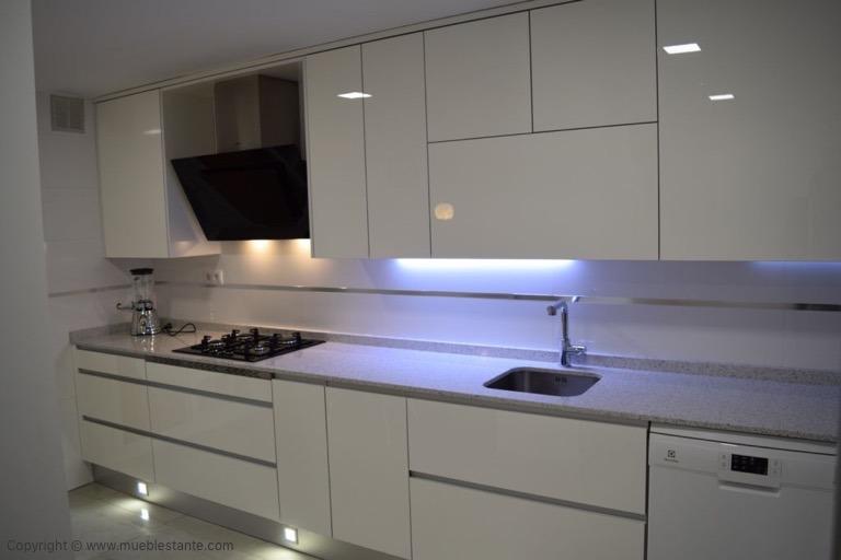 Muebles de Cocina - Ref. 0142