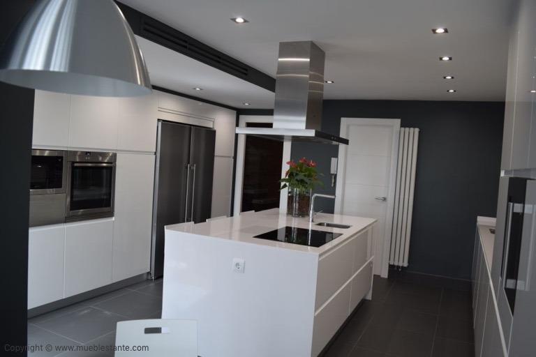Muebles de Cocina - Ref. 0144