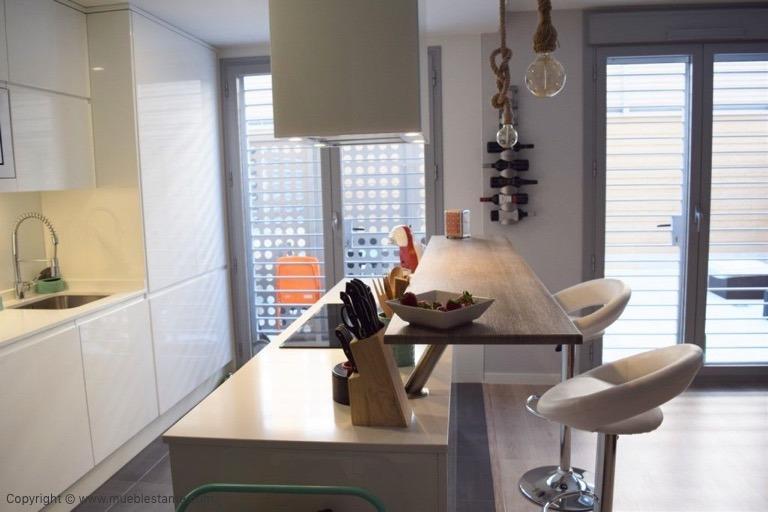 Muebles de Cocina - Ref. 0148
