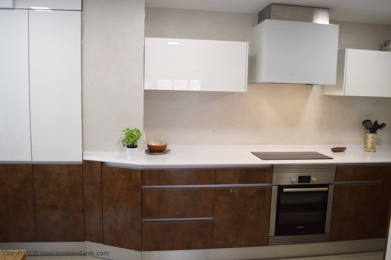 Muebles de Cocina - Ref. 0150