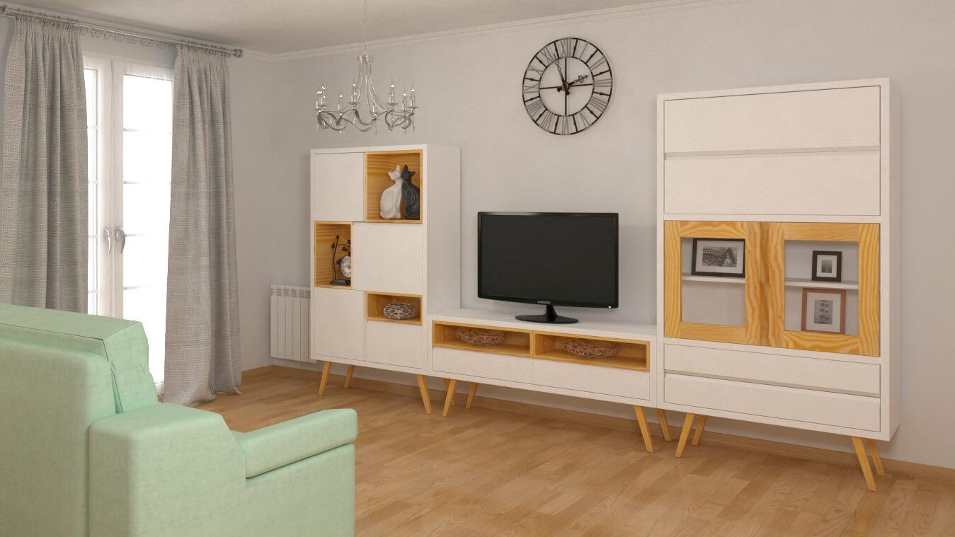 Salón modelo CELTA - Ref: 0507