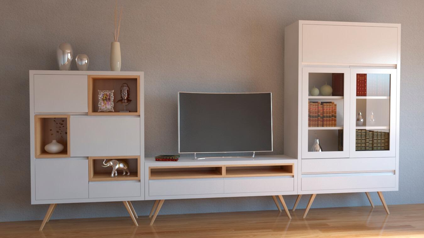 Salón modelo CELTA - Ref: 0511