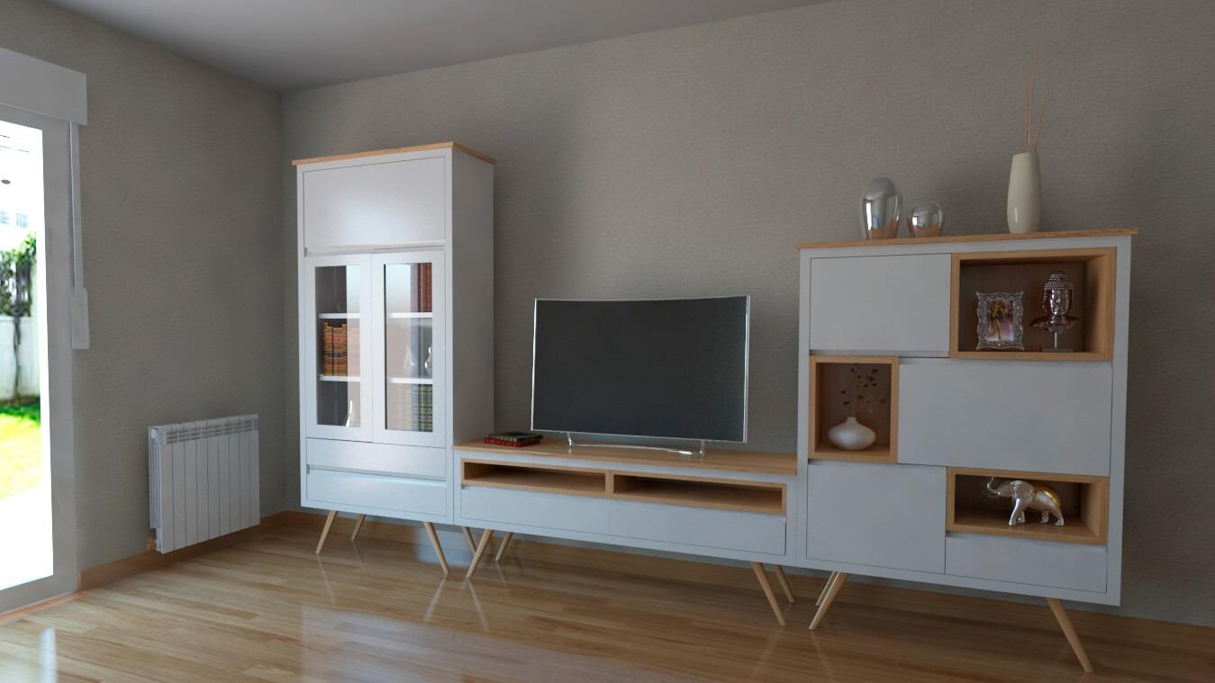 Salón modelo CELTA - Ref: 0512