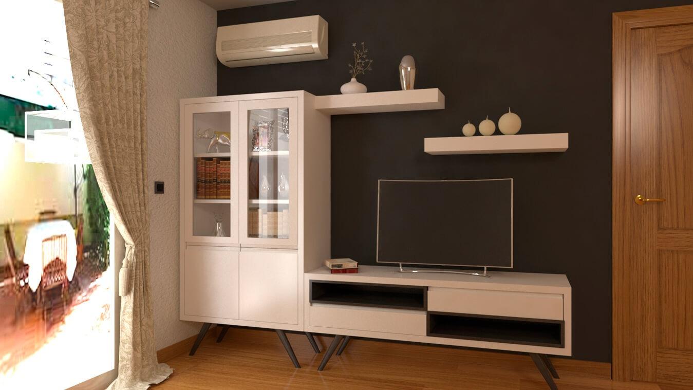 Salón modelo CELTA - Ref: 0515