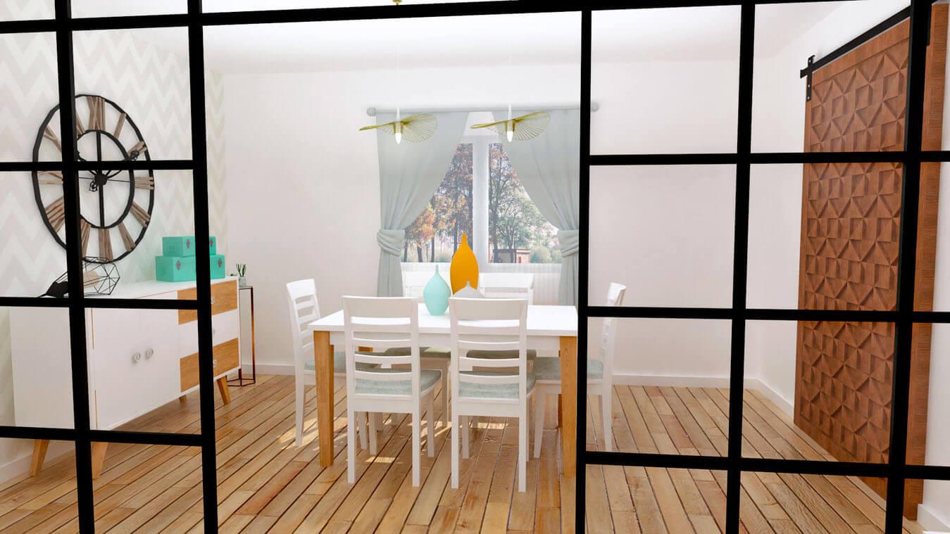 Salón modelo CELTA - Ref: 0526