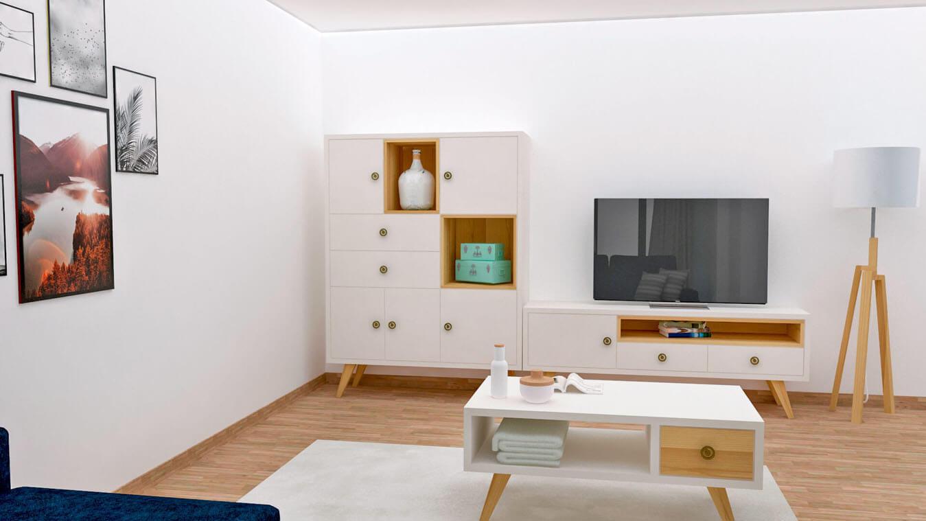 Salón modelo CELTA - Ref: 0530