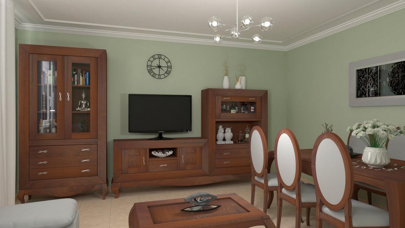 Salón modelo DATAN - Ref: 0903