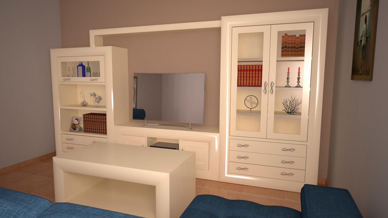 Salón modelo DATAN - Ref: 0905