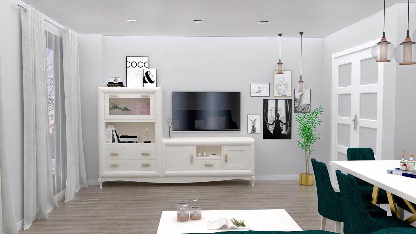 Salón modelo DATAN - Ref: 0913
