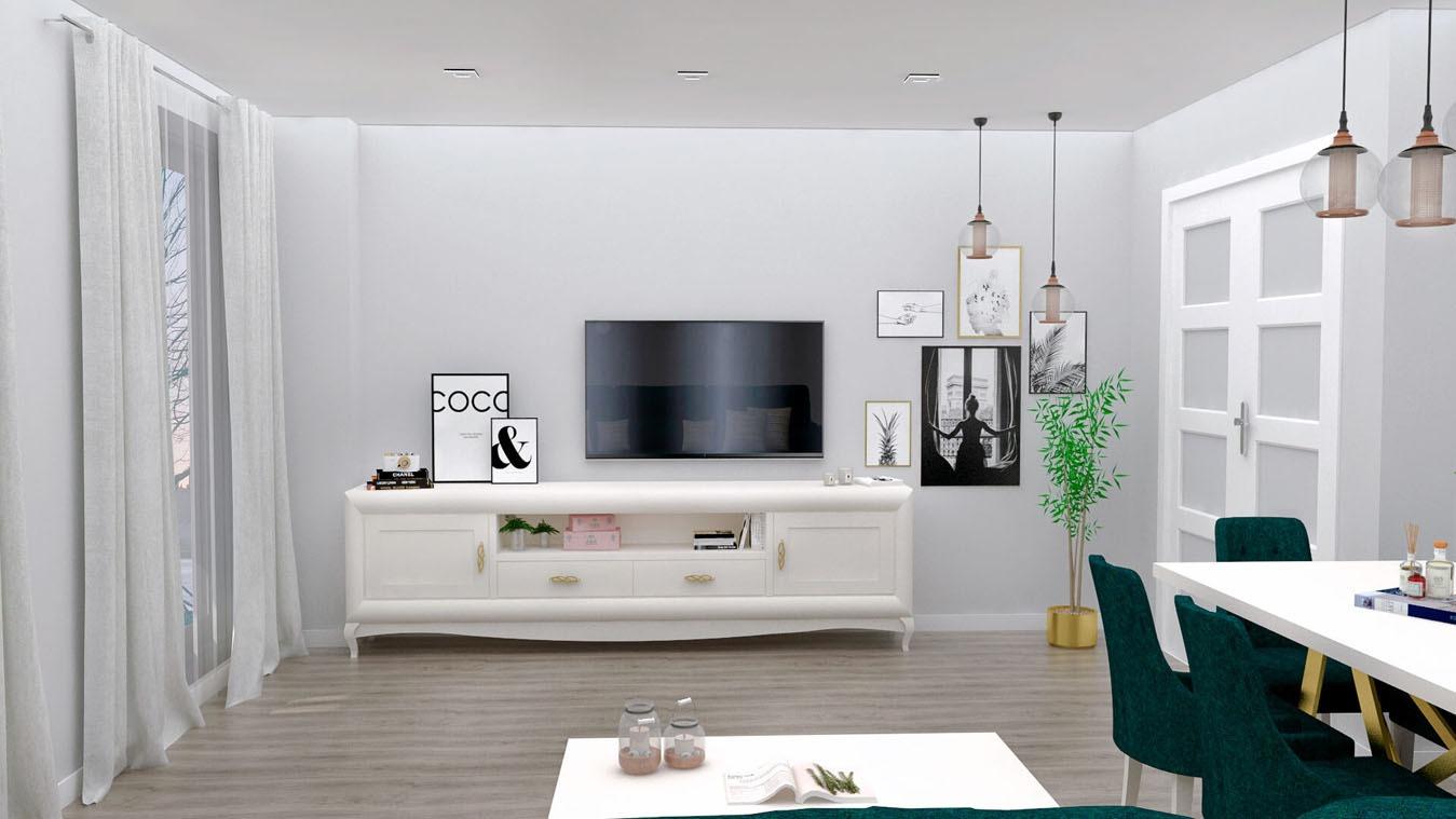 Salón modelo DATAN - Ref: 0915