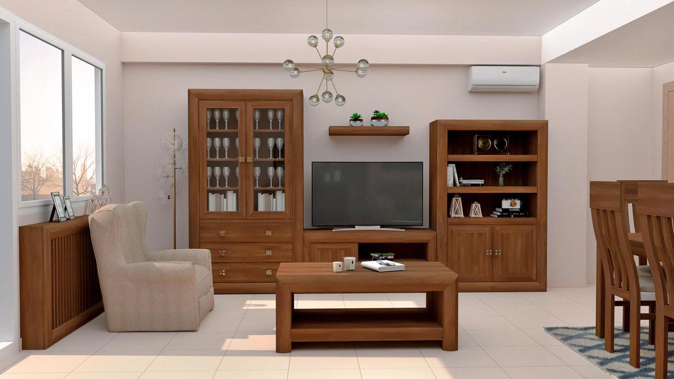 Salón modelo DATAN - Ref: 0923