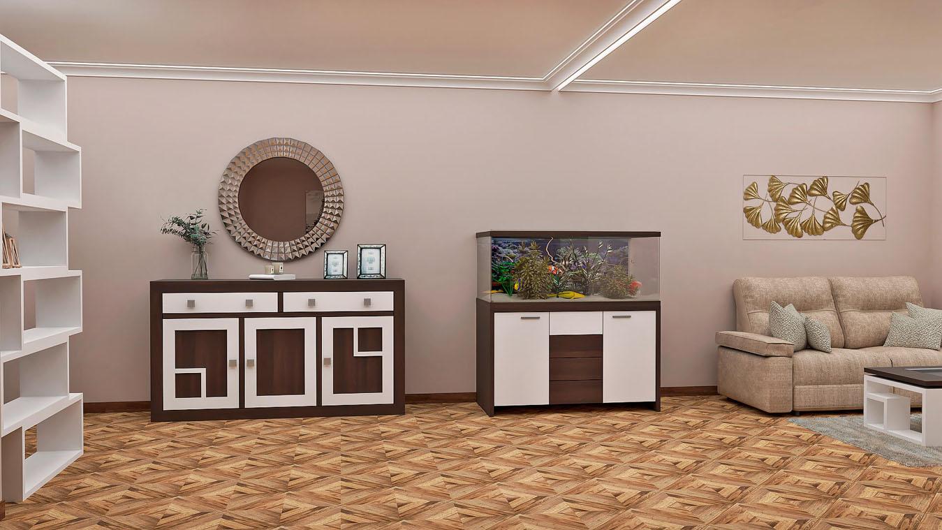 Salón modelo GRANITO REBAJES - Ref: 0122
