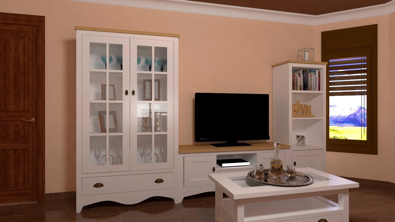 Salón modelo ISABELLA - Ref: 0408